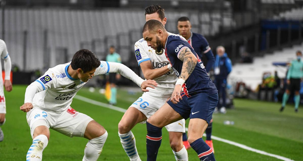 OM – PSG (0-2) : Kurzawa se chauffe dans le vestiaire et inflige l'affront ultime aux Marseillais