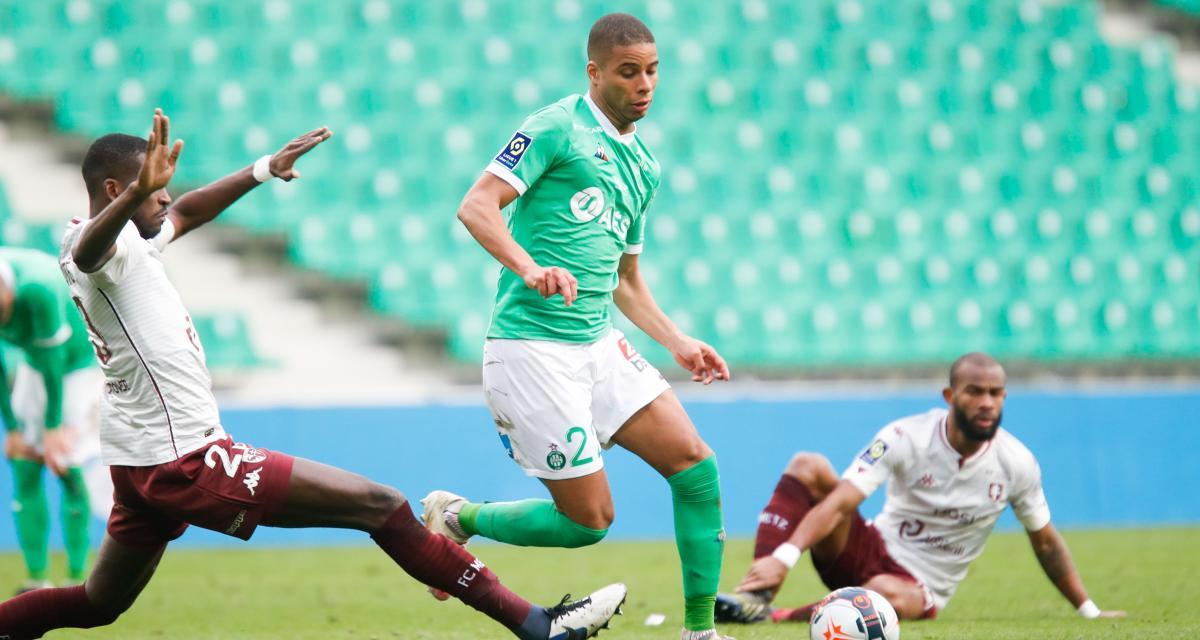 ASSE : sa 200e en Vert contre Metz (1-0), Hamouma, la clé du maintien... Monnet-Paquet s'est confié