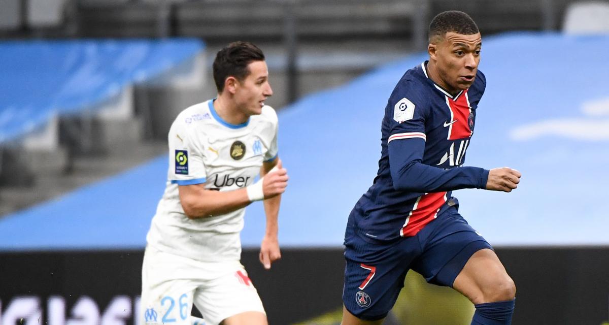 OM – PSG (0-2) : le Clasico de trop pour Payet et Thauvin ?