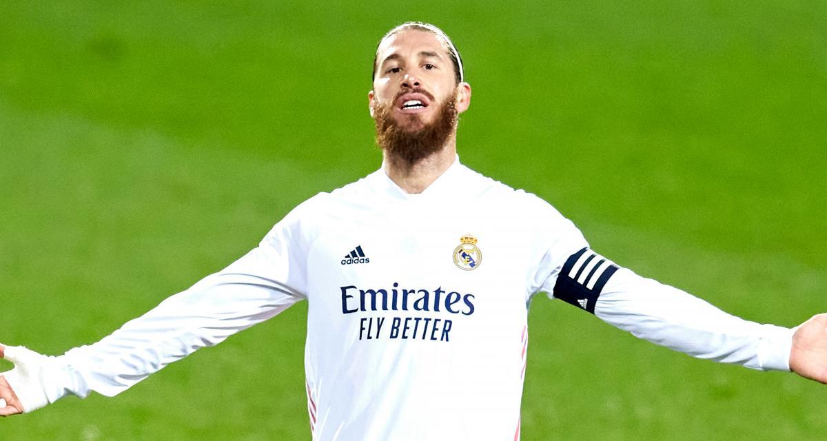 Real Madrid, PSG – Mercato : Sergio Ramos, une blessure qui change tout ?