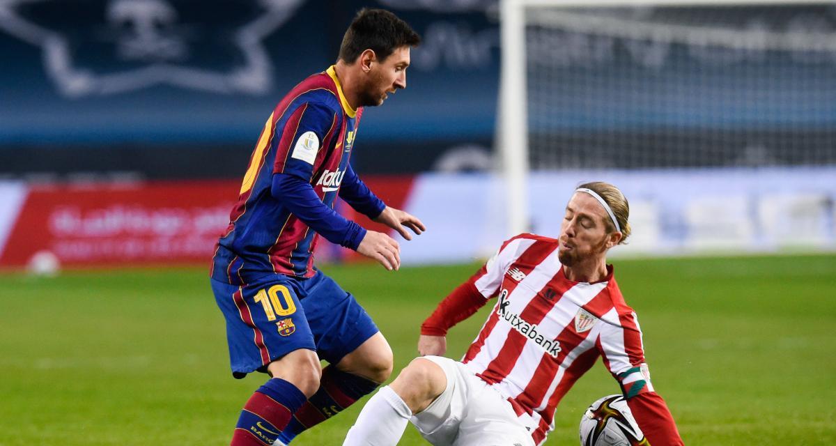 FC Barcelone Real Madrid, RC Lens : Messi harcelé à Paris, Varane vers le PSG ?