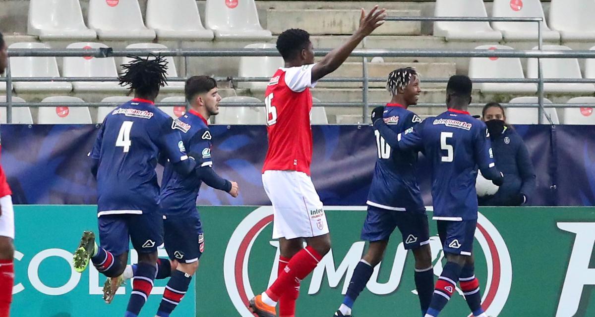 Résultats Coupe de France : Lorient in extremis, le Stade de Reims éliminé
