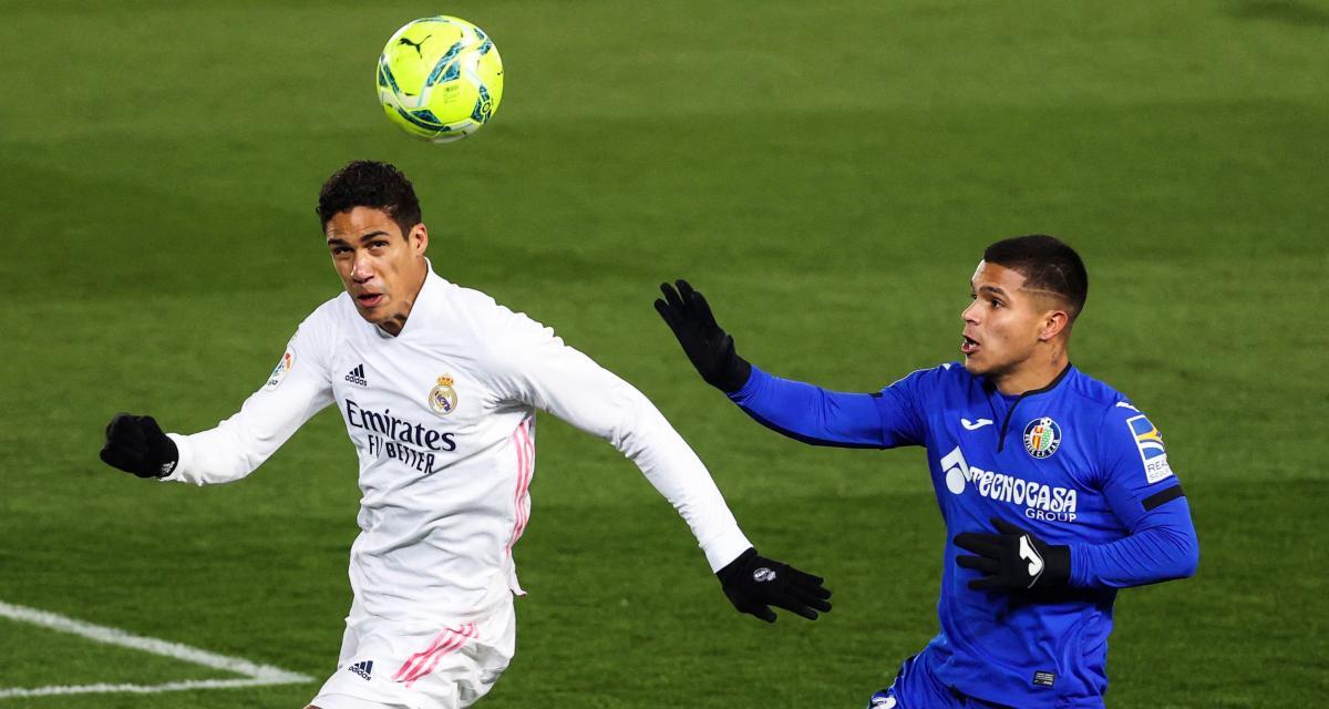 Real Madrid - Getafe (2-0) : les Français sauvent la tête de Zidane