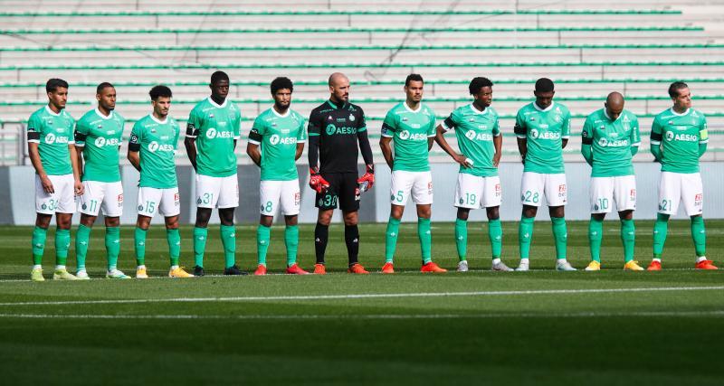 ASSE - Stade de Reims : les Verts vont inaugurer la nouvelle case de Canal+ !