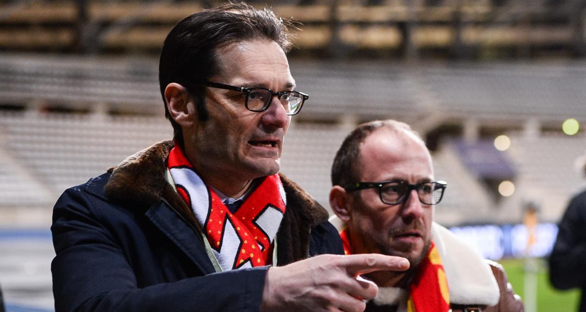 RC Lens : Oughourlian clarifie les objectifs de la fin de saison