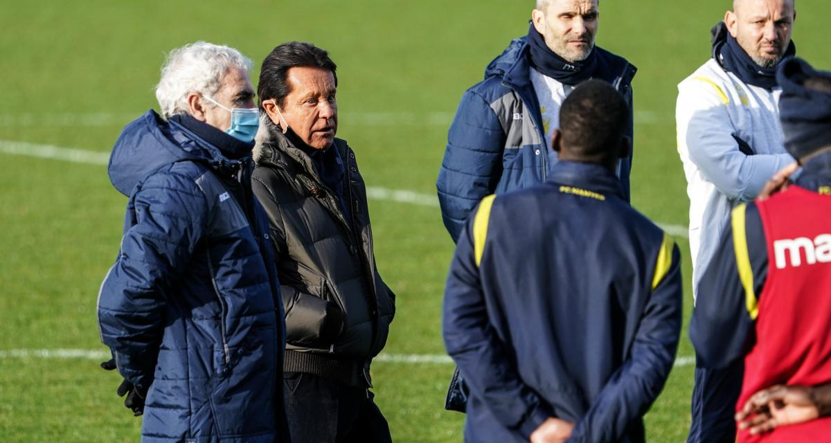 FC Nantes : ce serait fini pour Domenech, 4 noms dont Beye émergent pour le remplacer !
