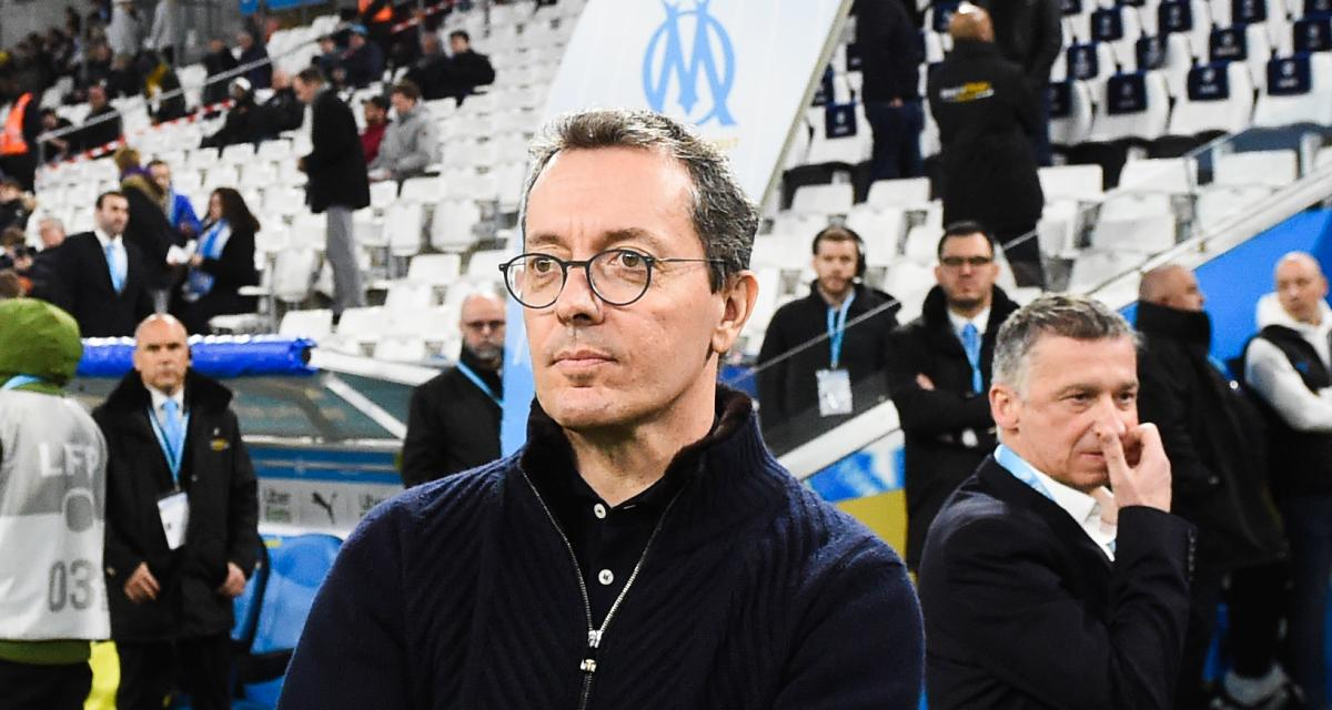 OM : après les ultras, Eyraud attaque l'auteur des rumeurs sur la vente du club !