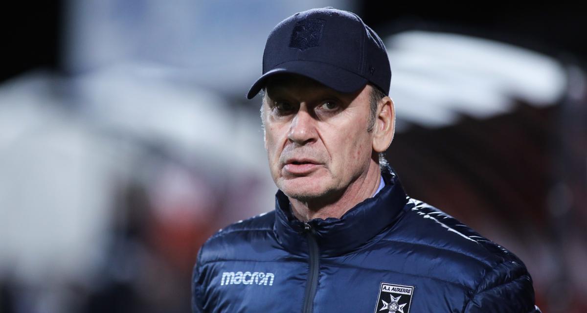 AJ Auxerre - OM (0-2) : le constat inquiétant de Furlan sur Marseille