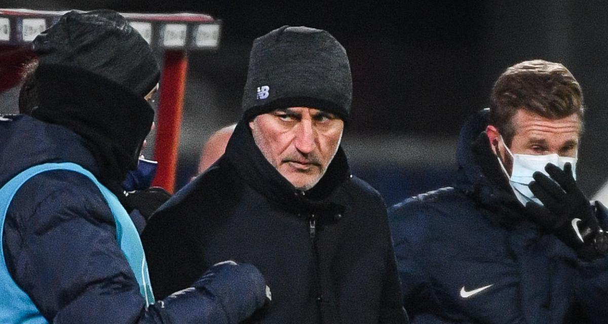 DFCO - LOSC (0-1) : Galtier dévoile les dessous de sa dernière trouvaille - But! Football Club