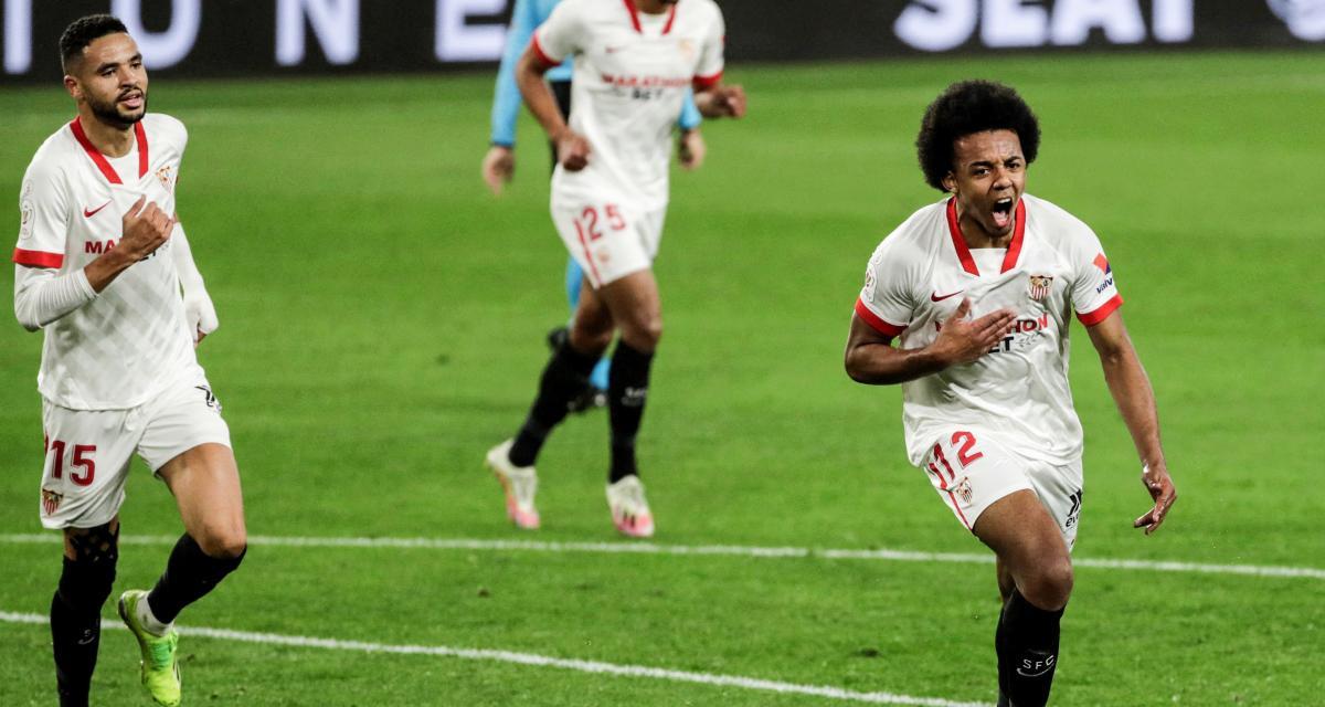 Résultat Coupe du Roi : FC Séville 2-0 FC Barcelone (terminé)