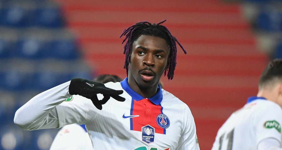 Résultat Coupe de France : SM Caen 0-1 PSG (terminé)