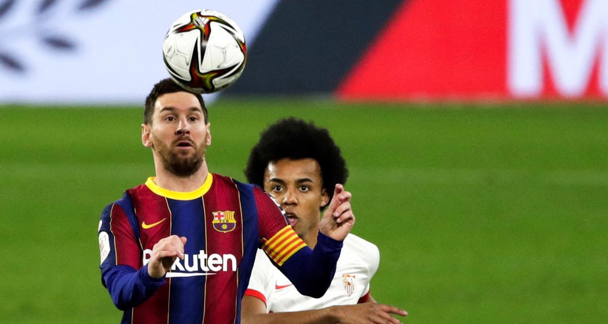 FC Séville - FC Barcelone (2-0) : 900e amère pour Lionel Messi