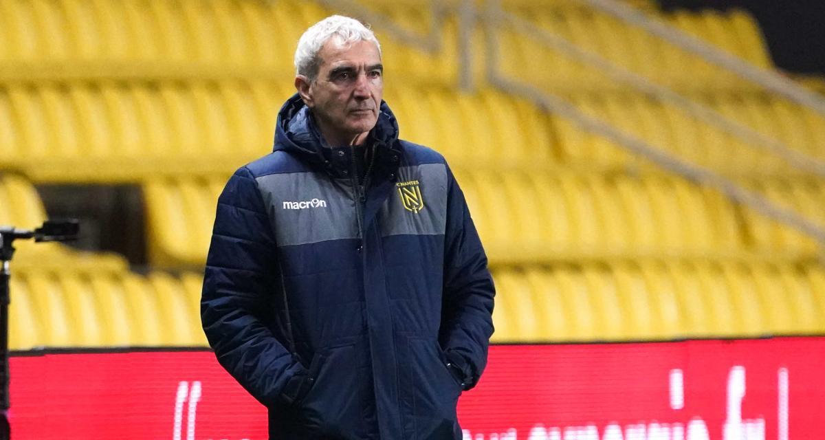 FC Nantes: le dernier échange entre Waldemar Kita et Raymond Domenech a fuité