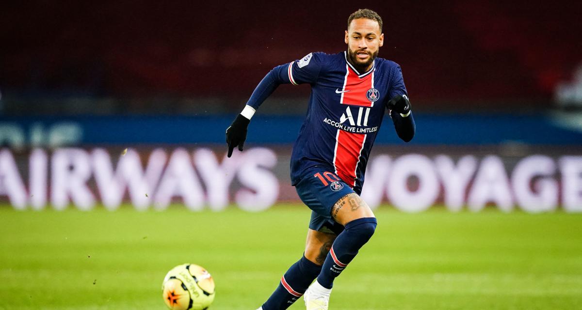 PSG : Neymar blessé, le propos choquant d'un Caennais