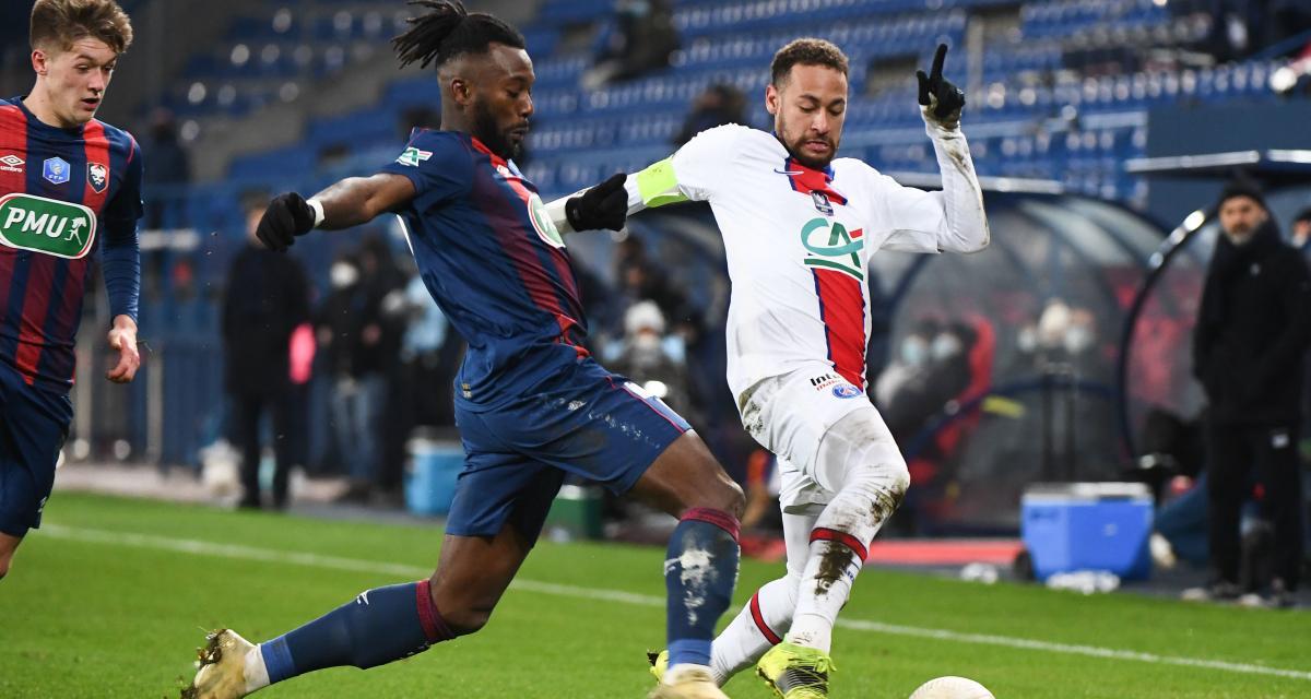 Caen - PSG (0-1) : insultes, propos racistes, il blesse Neymar et vit un calvaire sur les réseaux sociaux...