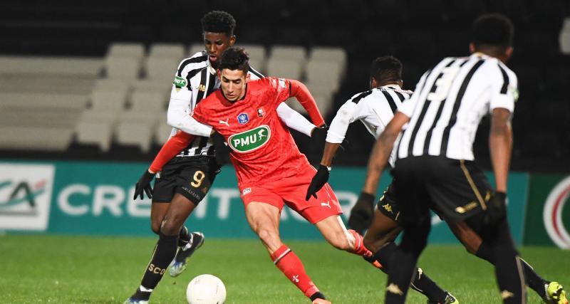 Résultat Coupe de France : le SCO d'Angers surclasse le Stade Rennais à la pause (2-0)