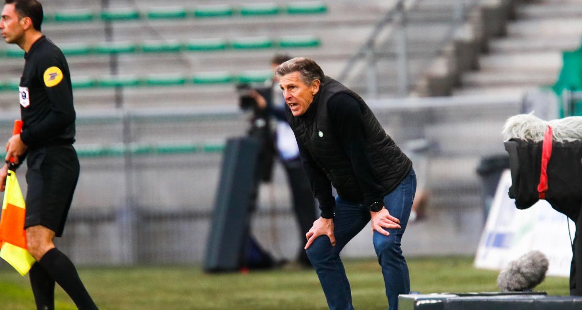 ASSE : les Verts éliminés sans gloire, Claude Puel positive...