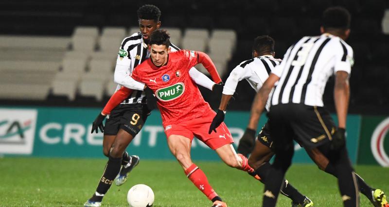 Résultat Coupe de France : le Stade Rennais éliminé par le SCO d'Angers (1-2)