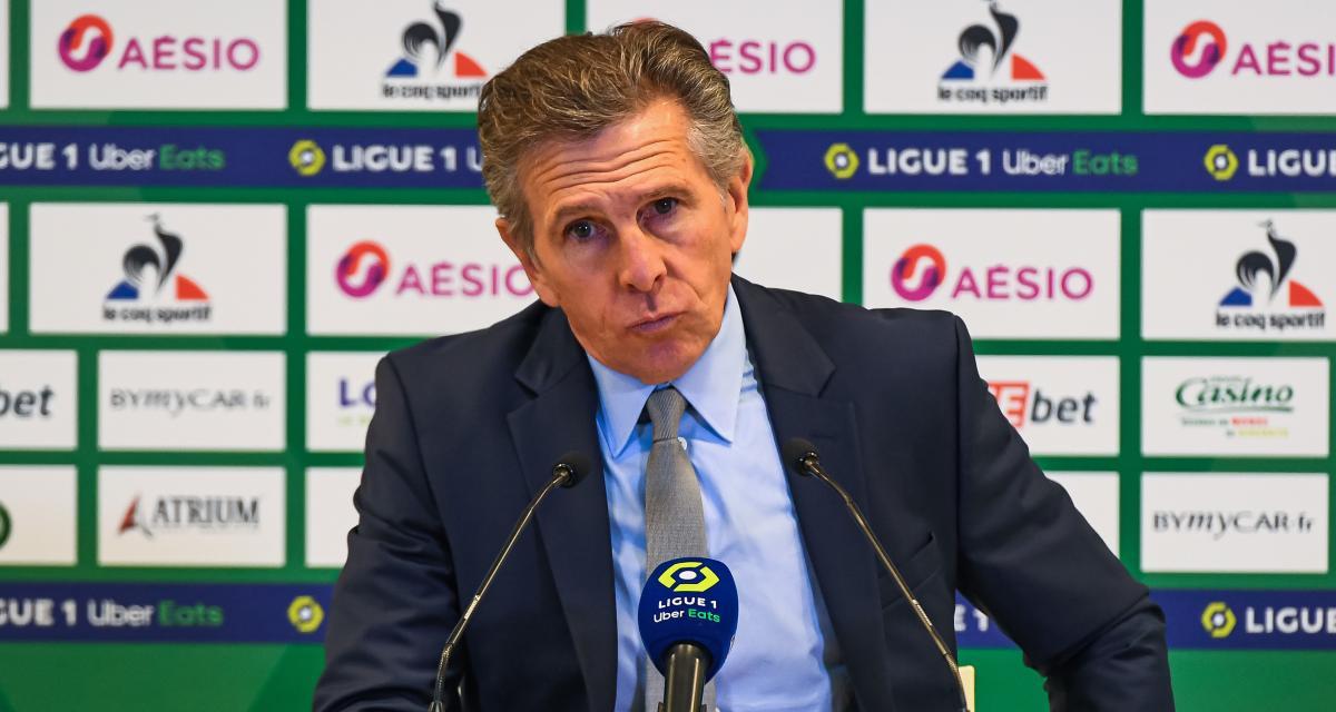 ASSE : une injustice flagrante a fait sortir Puel de ses gonds à Sochaux