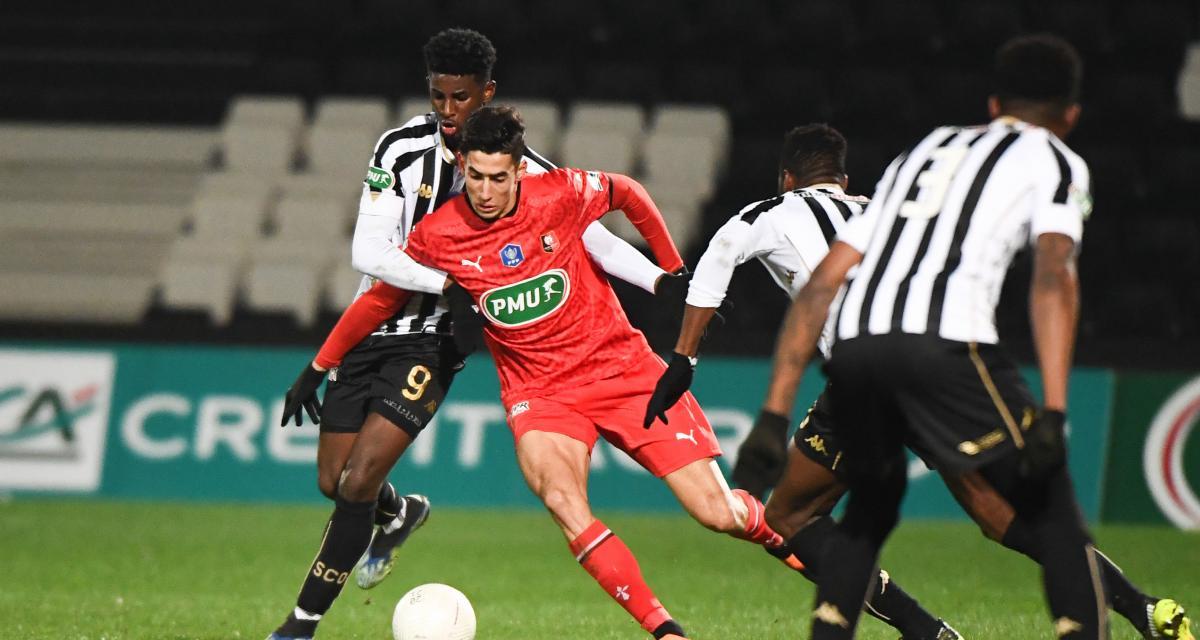 Stade Rennais : une élimination à Angers et Adrien Hunou prend cher