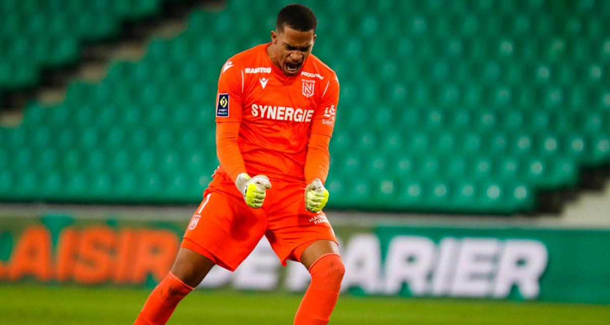 FC Nantes : colère, honte, opération commando, Alban Lafont comme on ne l'a jamais lu