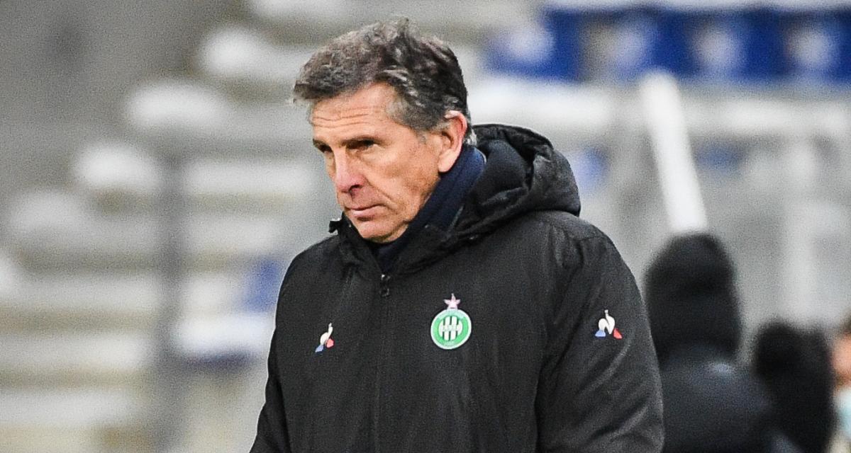 ASSE : Puel annonce des Verts revanchards pour affronter Rennes et évoque l'absence d'Hamouma