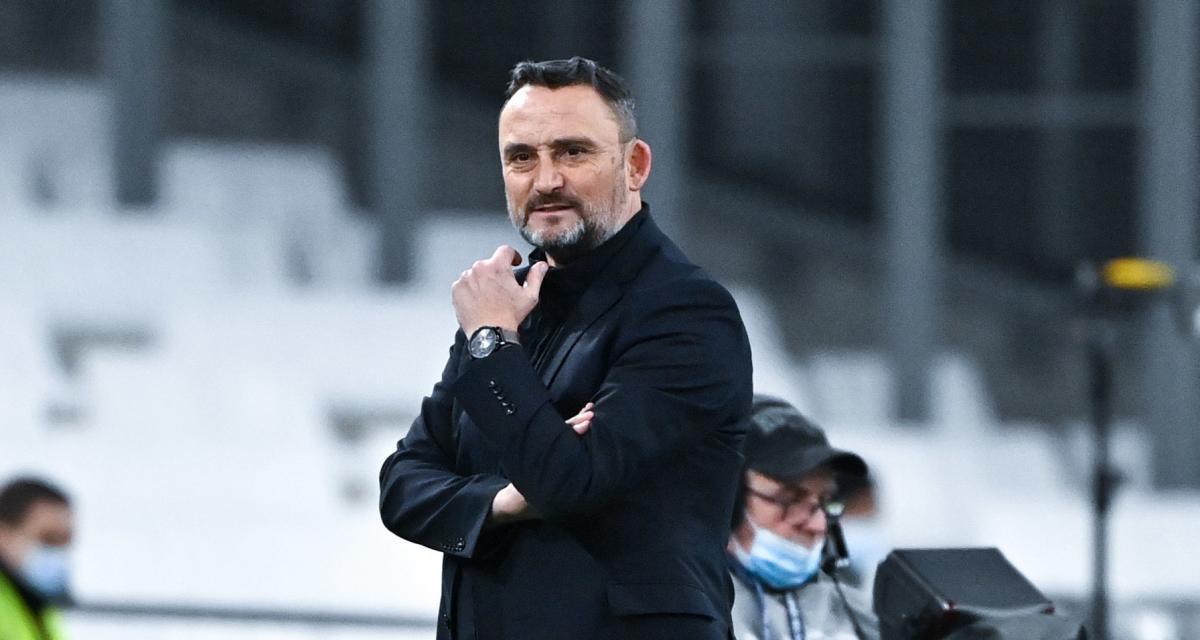 RC Lens : Franck Haise reçoit les éloges de David Guion (Stade de Reims)
