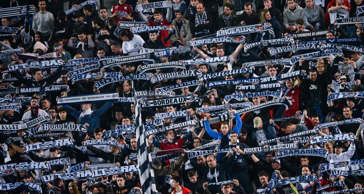 OM : les supporters des Girondins ont mis une pression d'enfer aux joueurs avant le choc !