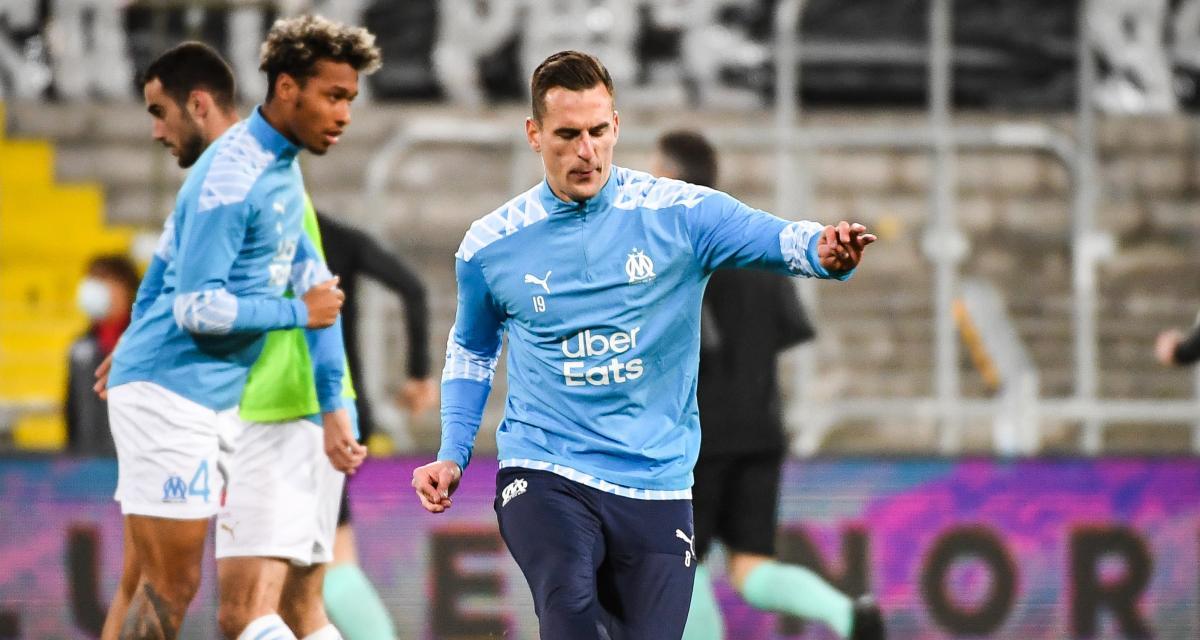 OM – Mercato : une clause secrète menacerait déjà l'avenir de Milik à Marseille