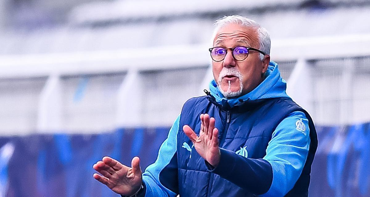 OM : Larguet doit gérer un nouveau coup dur avant de défier les Girondins