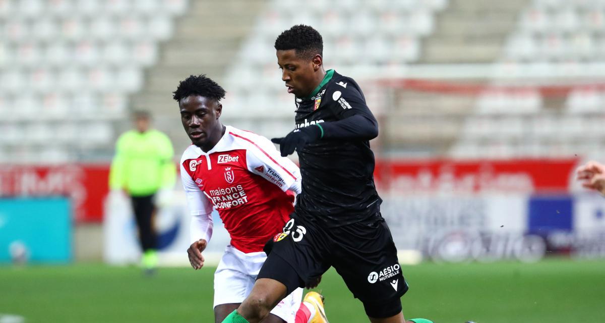 Résultat Ligue 1 : le RC Lens accroché par le Stade de Reims (1-1)
