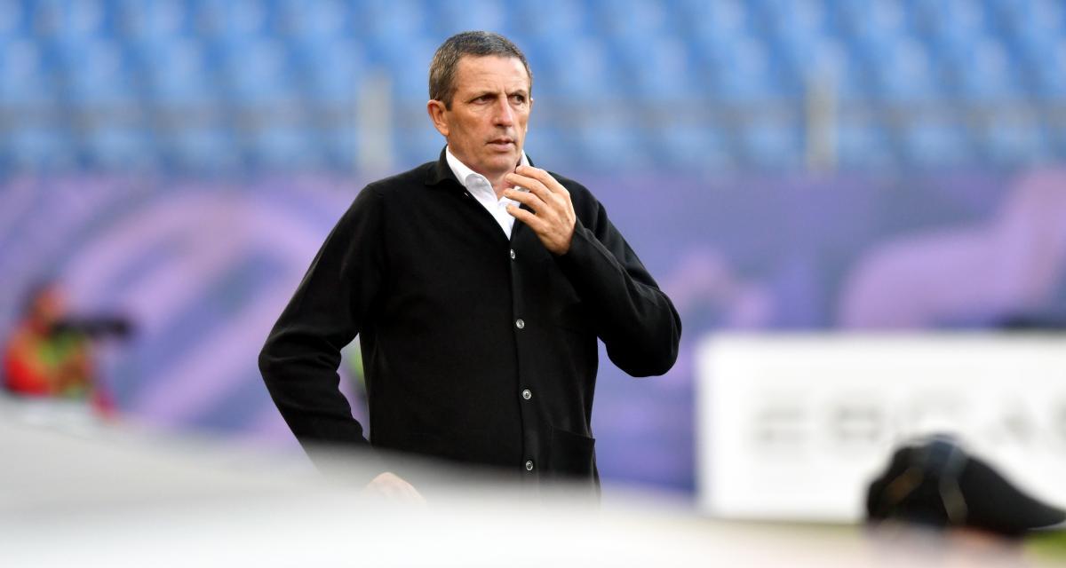 RC Strasbourg : Thierry Laurey a confirmé une décision radicale avant le derby de l'Est