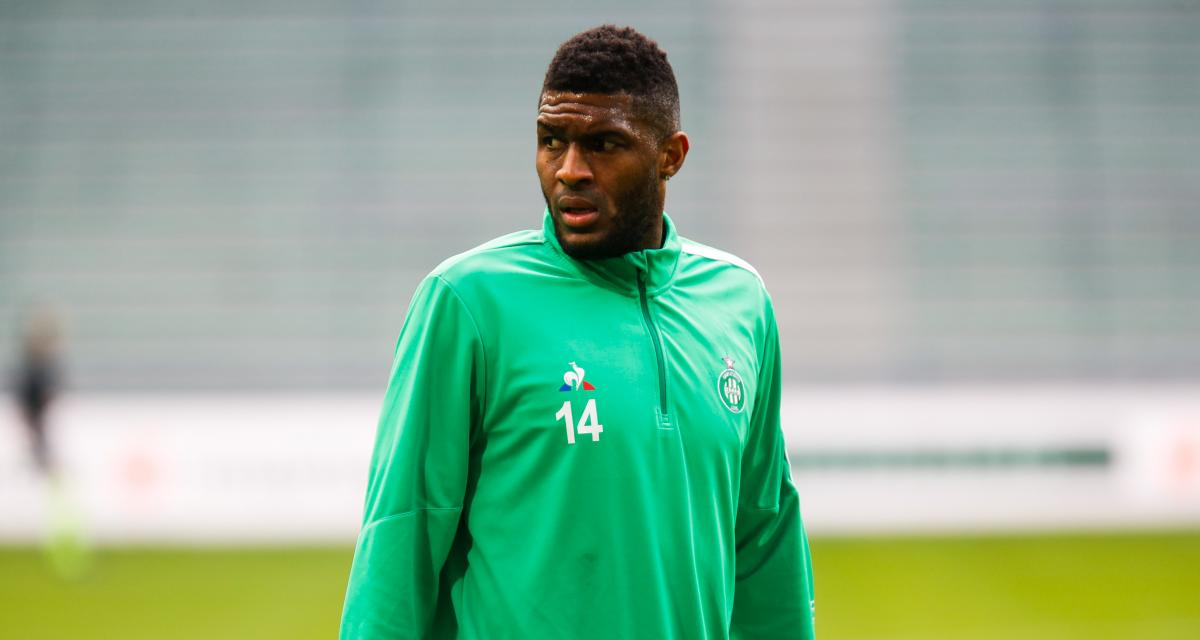ASSE : la raison de l'absence surprise d'Anthony Modeste est connue