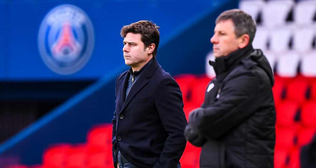 PSG: Pochettino accueille deux bonnes nouvelles avant le choc face au Barça