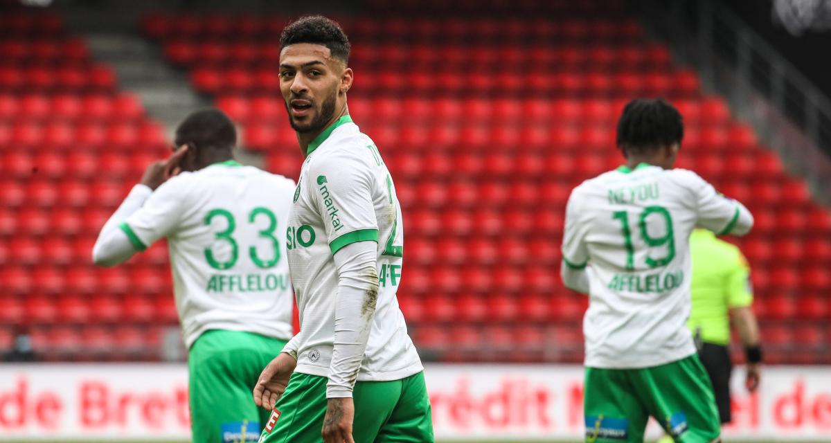 Stade Rennais - ASSE (0-2) : Bouanga, Khazri, Puel… les tops de la victoire des Verts