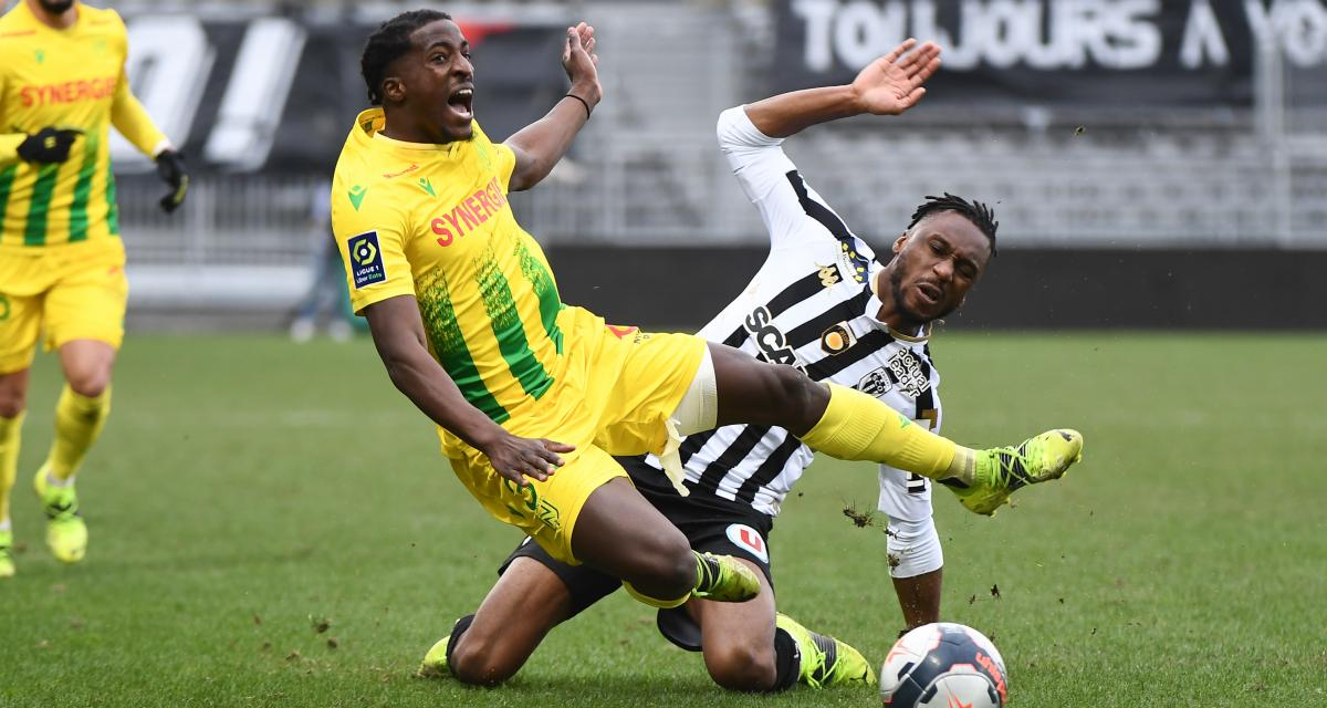 Angers SCO - FC Nantes (1-3) : Kader Bamba évoque l'apport de Kombouaré