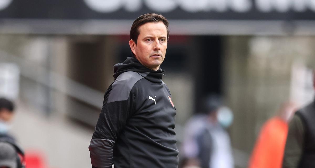 Stade Rennais - ASSE (0-2) : le nouveau constat alarmant de Julien Stéphan