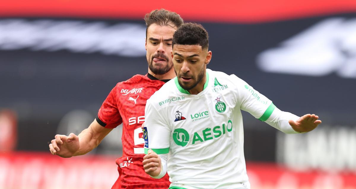 Stade Rennais - ASSE (0-2) : ce détail qui a tout changé selon Bouanga