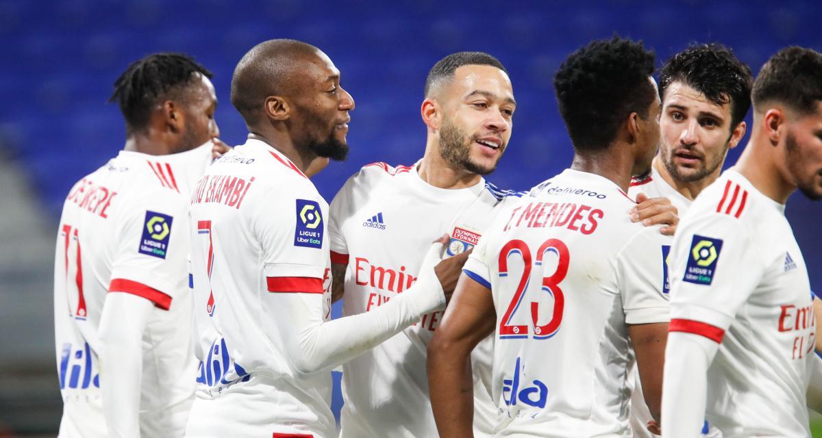OL, PSG, LOSC, ASSE, FC Nantes: Lyon futur champion, le classement 2020-21 est sorti!