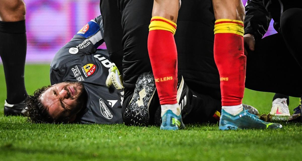 RC Lens: Jean-Louis Leca a vraiment souffert du côté de Reims (1-1)