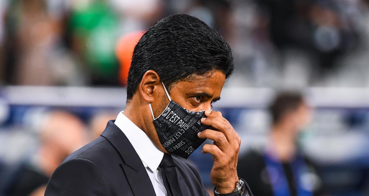 PSG : Nasser Al-Khelaïfi insulté à son arrivée à Barcelone, ambiance électrique à l'hôtel des Parisiens !