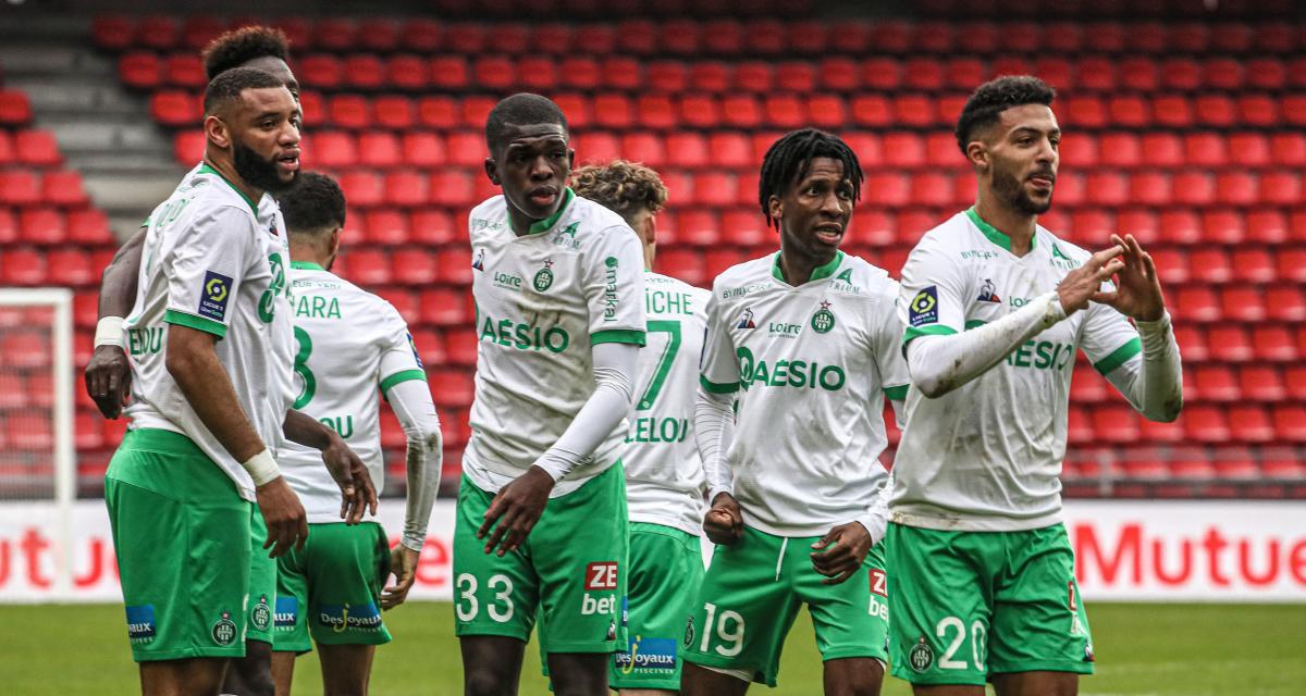 ASSE – L'oeil de Denis Balbir: «Saint-Etienne est en train de sauver sa saison»
