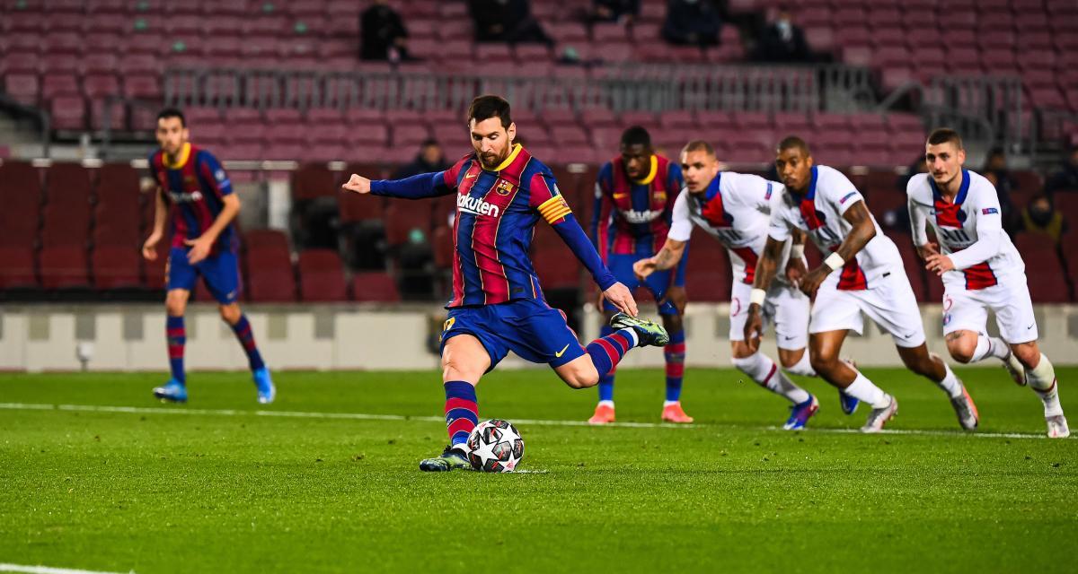 Résultat Champions League : le PSG tient tête au FC Barcelone, Liverpool se fait bouger (mi-temps)