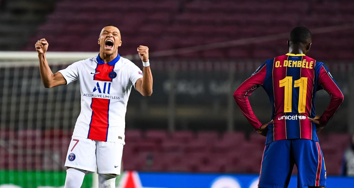 Résultats Champions League : le PSG surclasse le FC Barcelone, Liverpool s'impose (terminé)