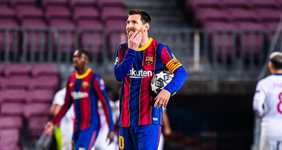 FC Barcelone – PSG (1-4) : Messi accusé d'avoir lâché le Barça, la porte du départ grande ouverte ?