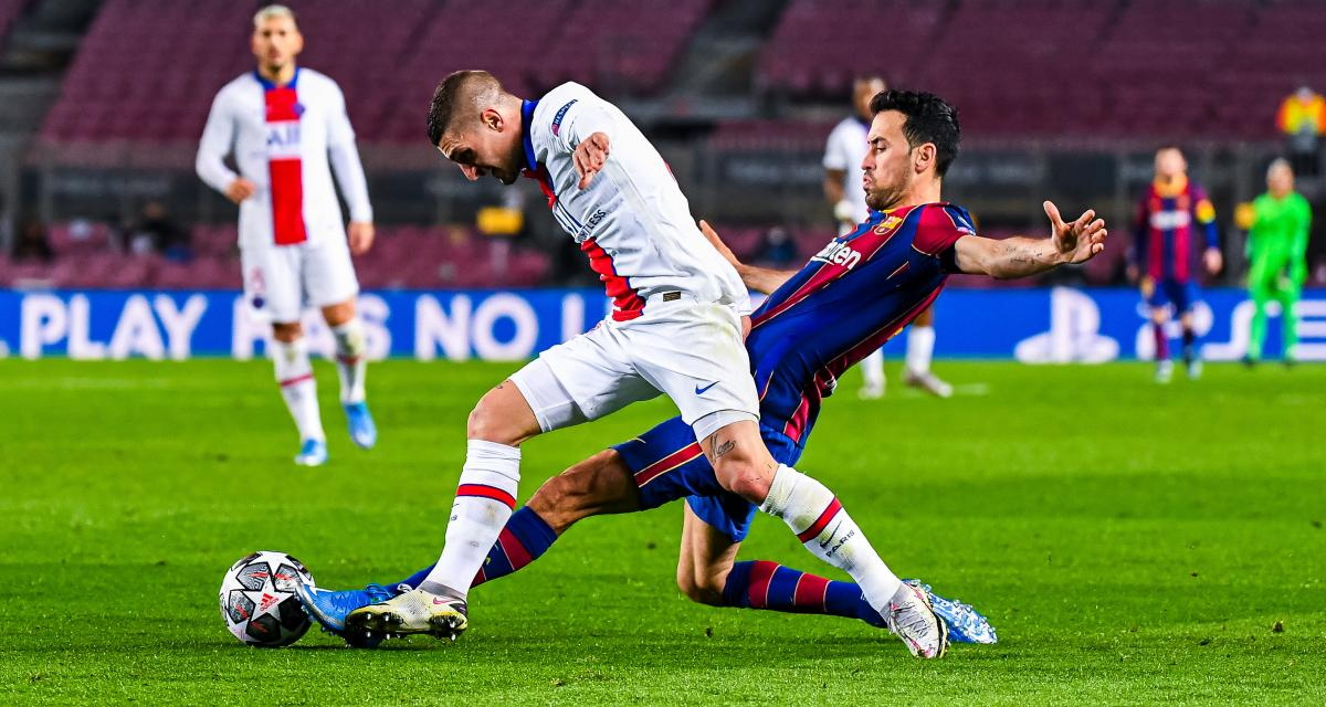 FC Barcelone – PSG (1-4) : Riolo encense Paris et croit au déclic pour sa cible éternelle