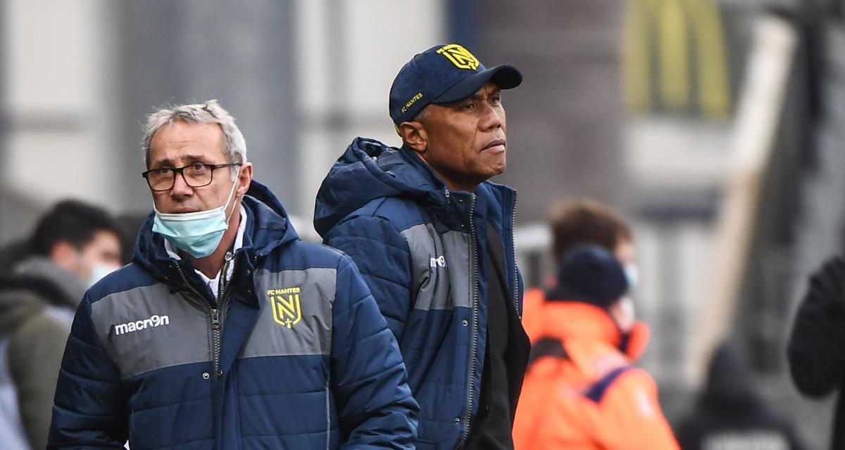 FC Nantes : Kombouaré a secoué le vestiaire dès sa première séance avec les Canaris !