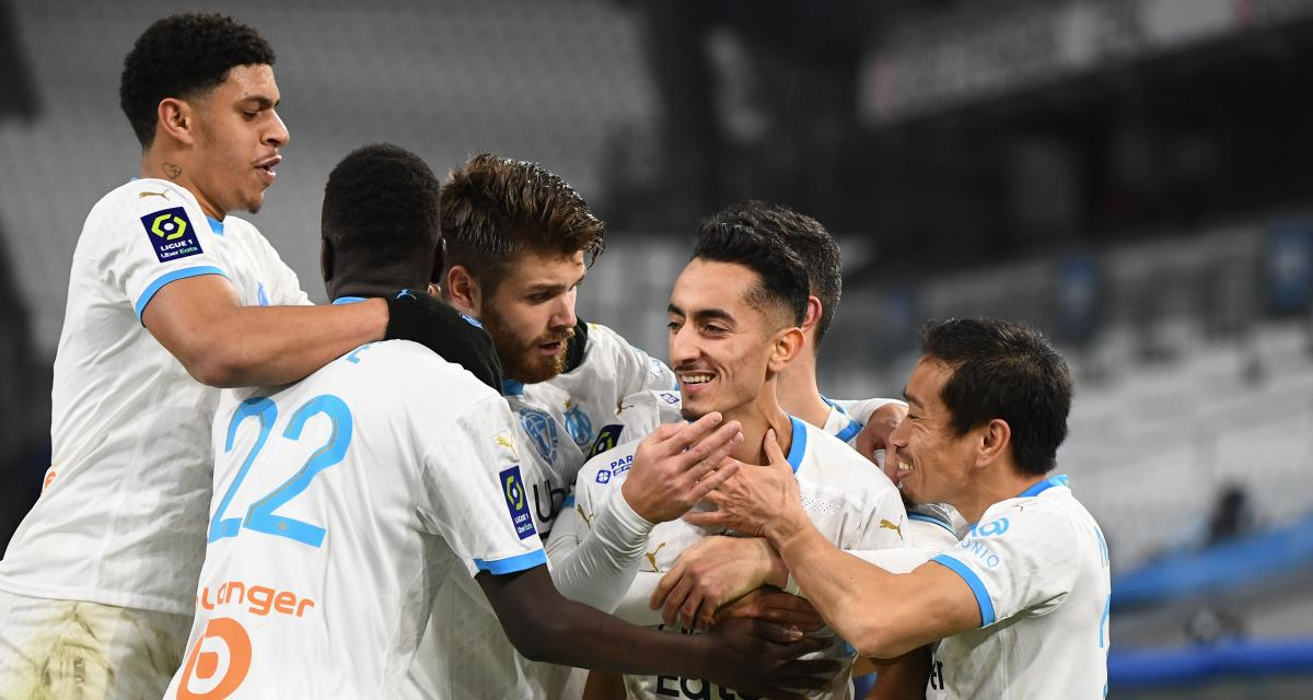 Résultat Ligue 1 : OM 3-2 OGC Nice (terminé)