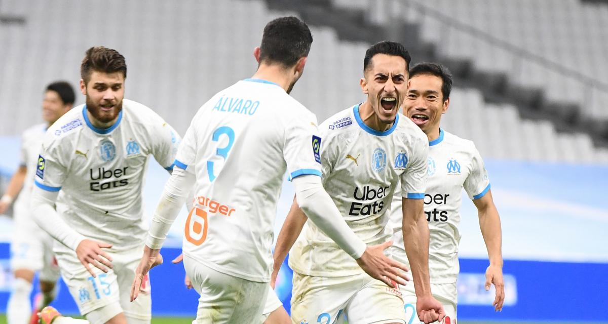 OM - OGC Nice (3-2) : les tops très inhabituels d'un Marseille enfin gagnant en L1