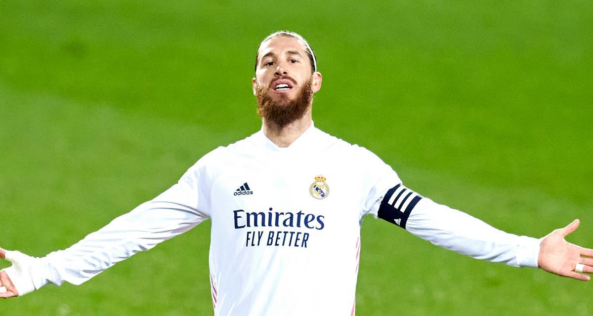 Real Madrid – Mercato : le PSG accélère pour Sergio Ramos !